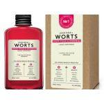 John Noa Worts Σιρόπι Ομορφιάς & Υγείας (Βανίλια-Φράουλα)