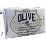 KORRES Pure Greek Olive Πράσινο Σαπούνι Άνθη Ελιάς - 125 gr.
