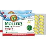 Mollers Forte Omega 3 150 caps (Ιχθυέλαιο & Μουρουνέλαιο Νορβηγίας σε Μαλακές Κάψουλες)