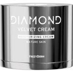 Frezyderm Diamond Velvet Moisturizing Cream 50ml - Κρέμα Ισχυρής Ενυδάτωσης Για Ώριμα Δέρματα