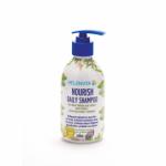 Helenvita Nourish Daily Shampoo, With Wheat Protein, Aloe Extract, Honey Extract, Cotton Seed Extract, Panthenol 300ml
