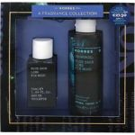 Korres Gift Set Eau De Toilette Blue Sage Lime Fir Wood Eau de Toilette 50ml Ανδρικό Άρωμα & Δώρο Αφρόλουτρο Shower Gel 250ml