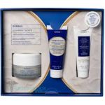 Korres Promo Pack Greek Yoghurt Day Cream-Gel Ενυδατική Κρέμα 48h για Κανονικές Επιδερμίδες, 30ml & ΔΩΡΟ Hydra-Biome Face Mask, 20ml & Greek Yoghurt Foaming Cream Cleanser, 20ml