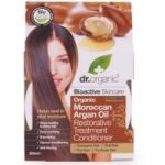 Dr.Organic Organic Moroccan Argan Oil Restorative Treatment Conditioner, 200ml