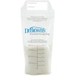 Dr. Brown's Breastmilk Storage Bags Σακουλάκια αποθήκευσης μητρικού γάλακτος 25 τεμάχια