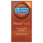 Real Feel 9 προφυλακτικά  Durex