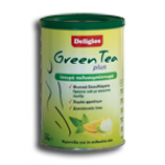 Deligios Green Tea plus πράσινο τσαϊ με κατεχίνες και Λουϊζα