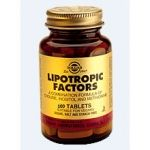 Lipotropic Factors 100 ταμπλέτες Solgar