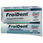 Froika Froident Fluor Φθοριούχος Οδοντόκρεμα
