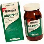 Health Aid BrainVit tablets 60s
