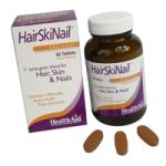 HealthAid Hair, Skin & Nail formula tablets 30s
