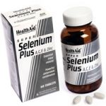 HealthAid Selenium Plus Vitamins A, C, E & Zinc, tablets 60s