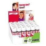 ORTIS Red Energy Express 10x15ml ΑΜΠΟΎΛΕΣ