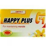 Ortis Happy Plus για Τόνωση 60tabs
