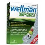 Wellman Sport 30 tabs για αθλητές Vitabiotics