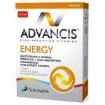 Advancis Energy Πολυβιταμινούχο Συμπλήρωμα Διατροφής