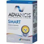 Advancis Smart Συμπλήρωμα Διατροφής - Για την συγκέντρωση, μνήμη, διαύγεια