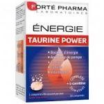 Forte Pharma Energie Taurine Power 30eff tabs ΤΑΥΡΊΝΗ