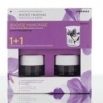 Korres Set Φλοιός Μανόλιας Κρέμα Ημέρας SPF15 για Πρώτες Ρυτίδες Όλοι οι Τύποι Δέρματος & Δώρο η Κρέμα Νύχτας