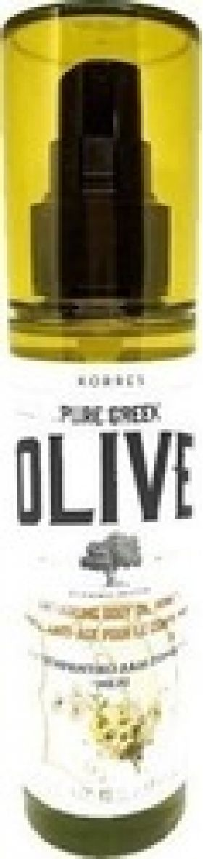 Korres Pure Greek Olive Antiageing Body Oil Honey Αντιγηραντικό Ξηρό Λάδι Σώματος με Άρωμα Μέλι, 100ml