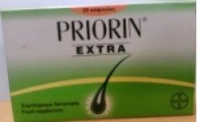 PRIORIN Extra 30 Caps