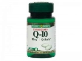 Nature's Bounty Synezymo Q-10 Q-SORB 30mg 50μαλακές κάψουλες