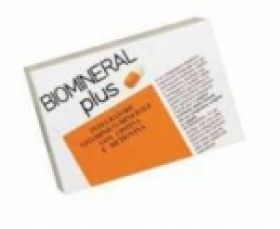 BIOMINERAL Plus 60 Caps για προστασία-ενδυνάμωση