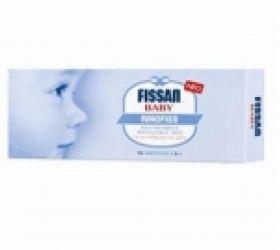 Baby Αποστειρωμένος φυσιολογικός ορός 18 x 5ml Rinofiss Fissan