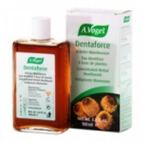 Dentaforce Mouthwash Φυτικό Στοματικό Διάλυμα χωρίς Parabens 100ml A. Vogel