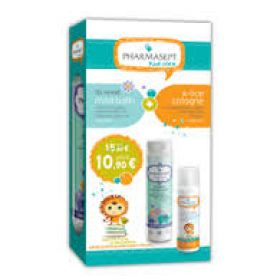 Pharmasept Tol Velvet Baby Mild Bath 300ml και Tol Velvet Kids X-Lice Cologne 100ml