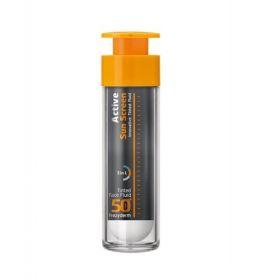 FREZYDERM - ACTIVE Sun Screen Tinted Face Fluid SPF50+ - 50ml