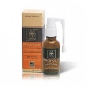 Propoline Βιολογικό spray για το λαιμό APIVITA