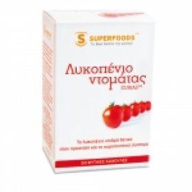Λυκοπένιο Ντομάτας EUBIAS Superfoods
