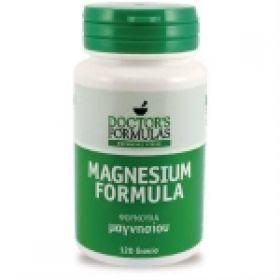 Doctor's Formula Magnesium 120 δισκια