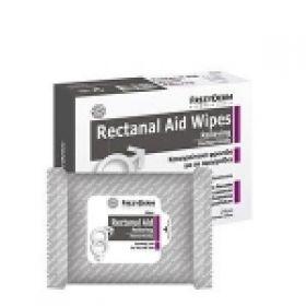 FREZYDERM Rectanal Aid Wipes 20 τμχ  για καθαρισμο και αμεση ανακούφιση των αιμορροίδων