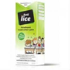 ANTI-LICE Cream Lotion 75ml + χτενάκι θεραπεία των ψειρών και κόνιδων