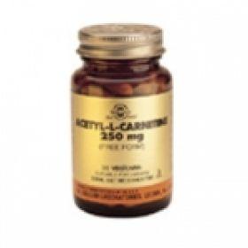 ACETYL-L-CARNITINE 250mg / 30 veg.caps  Solgar
