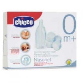 Chicco Ανταλλακτικά Κιτ Αναρρόφησης για τη μύτη