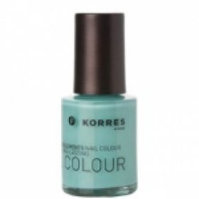 Korres Nail Colour 38 Bright Mint 10ml