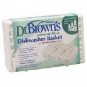 Dr.Brown's Καλάθι πλυσίματος για μπιμπερό με στενό λαιμό στο πλυντήριo 820