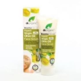 Dr.Organic Olive Oil Face Scrub 125ml
