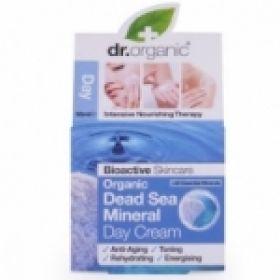 Dr.Organic Organic Dead Sea Mineral Day Cream, 50ml