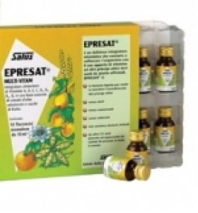 Floradix Epresat Αμπούλες 10 Χ 10 ml για μνήμη-συγκέντρωση POWER HEALTH