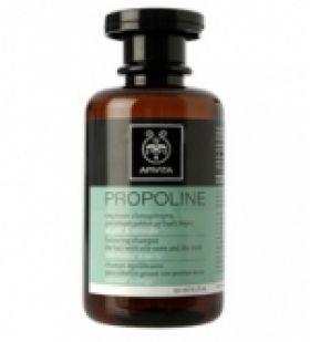 Propolne Σαμπουάν για Λιπαρά Μαλλιά και Ξηρές άκρες APIVITA