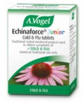 Echinaforce Junior Φυτικό Αντιϊκό, Αντιβιοτικό 80 tabs A.Vogel