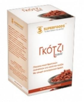 Γκότζι Eubias 300mg Superfoods