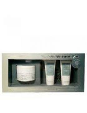 Korres Promo Pack Λευκή Πεύκη για Αναπλήρωση Όγκου, Θρέψη & Βαθιές Ρυτίδες με White Pine Volume Replenishing Nourishing & Deep Wrinkles Day Cream, 40ml & ΔΩΡΟ White Pine Night Cream, 16ml & Olympus Tea 3in1 Cleansing Emulsion, 16ml - Πολύ Ξηρές/Αφυδατωμέν