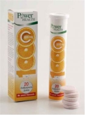 Vitamin C 1000 mg / 20s  POWER HEALTH