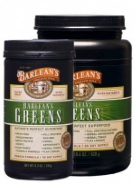 Barlean's Green AM HEALTH