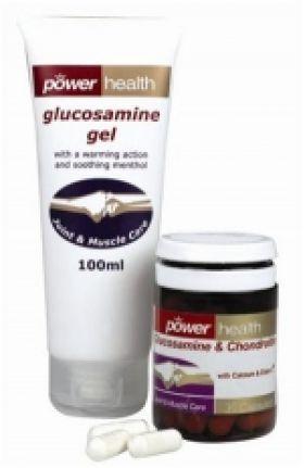 Glucosamine Gel 100 ml POWER HEALTH